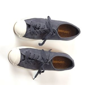Converse Jack Purcell Cork Graphite sneakers, 6.5